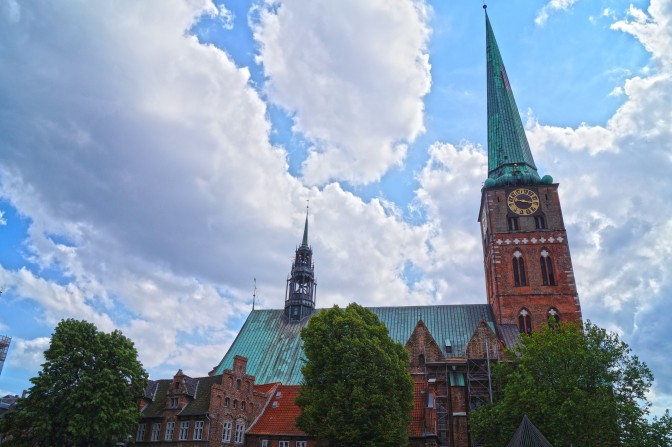 Discovering the Hanseatic City of Lübeck