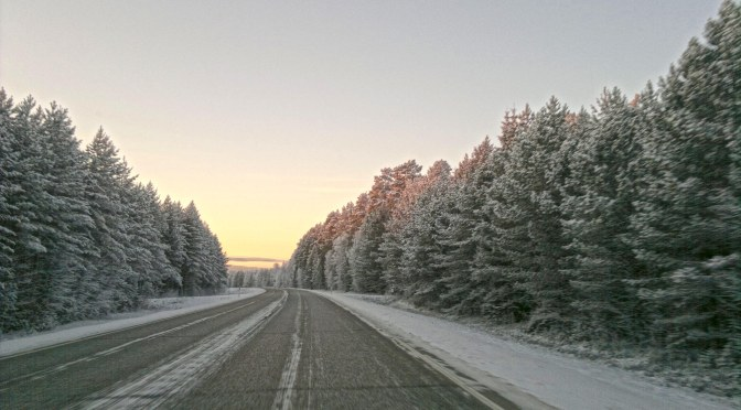 A Weekend in Sotkamo