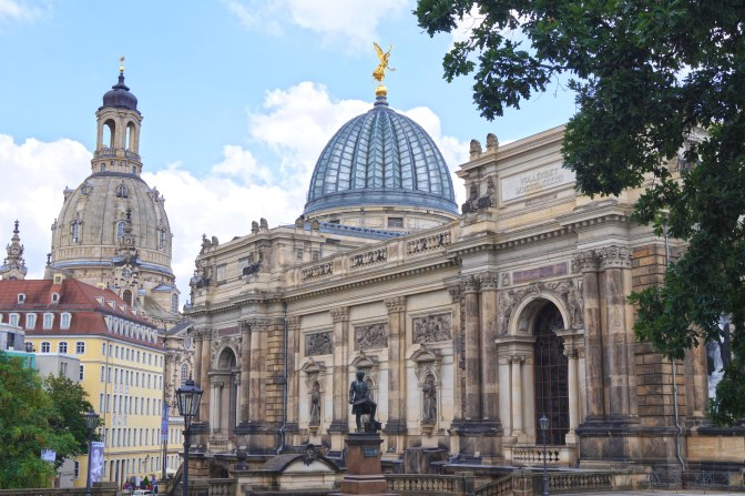 The Wonderful City Called Dresden