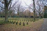 Graves of the Fallen Soldiers of WWII