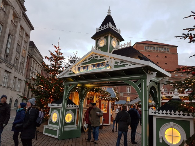 The Christmas Markets in Kiel